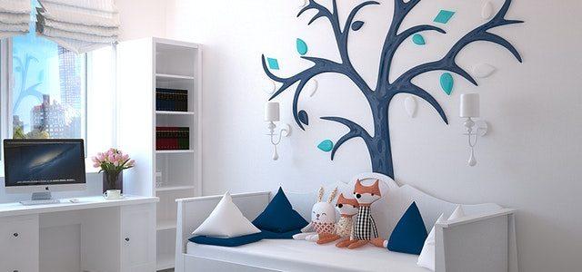 pinta mueble de blanco